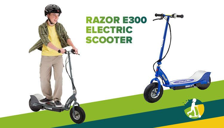 The Best Razor E300 Electric Scooter Reviews: Is It For You?