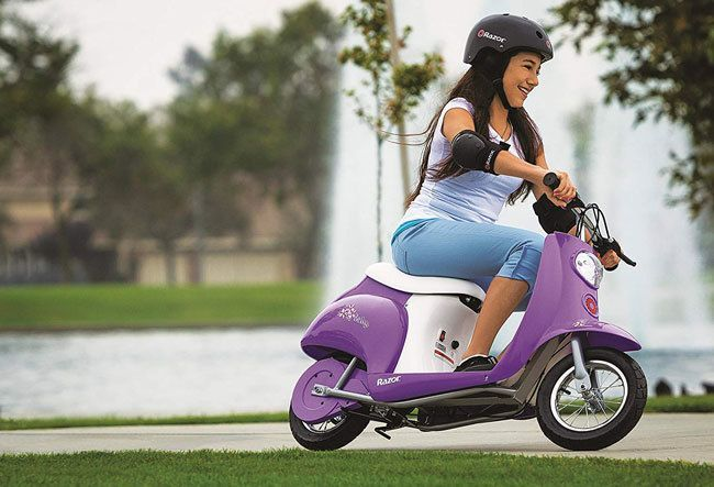 the razor pocket mod electric scooter reviews 2019 girl ride. Black Bedroom Furniture Sets. Home Design Ideas